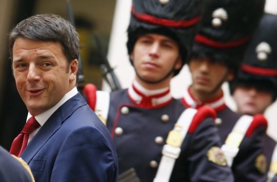 Ιταλία:Υποχώρησε ο Ρέντσι στη μεταρρύθμιση του εργασιακού