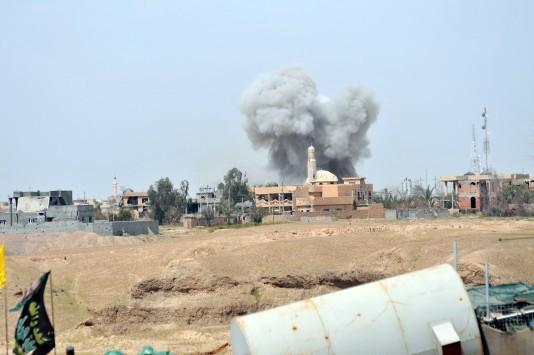 Ιράκ: Τέσσερις νεκροί στρατιωτικοί – 18 επιδρομές των ΗΠΑ σε 24 ώρες!