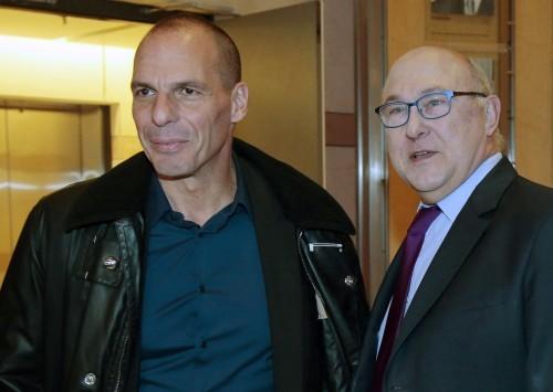Σαπέν: Θα καταστραφεί η Ελλάδα εαν βγει από το ευρώ