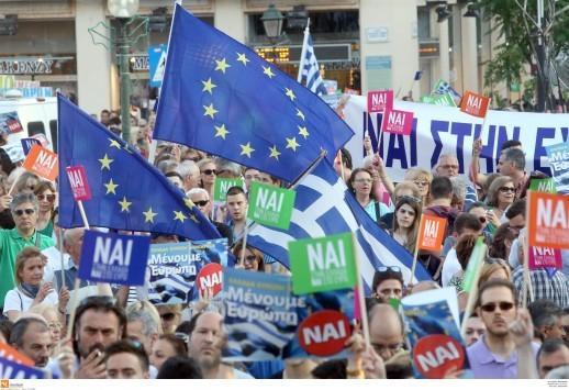 Δημοψήφισμα: Υπέρ της διεξαγωγής του οι Γερμανοί
