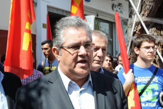 Δημοψήφισμα: Για Grexit, χρεοκοπία και διπλό νόμισμα μίλησε ο Κουτσούμπας
