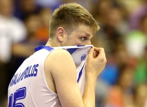 Eurobasket U18-MVP ο Χαραλαμπόπουλος: Με τον κόσμο τα καταφέραμε