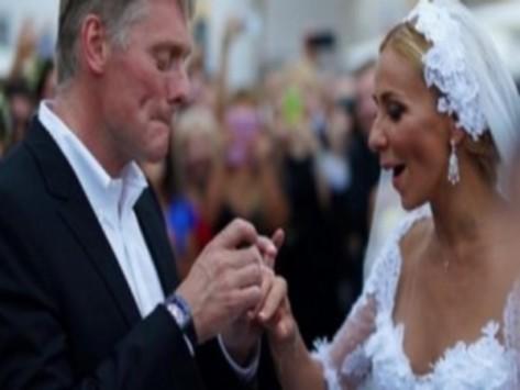 Με ρολόι αξίας 500.000 ευρώ παντρεύτηκε ο εκπρόσωπος Τύπου του Πούτιν! ΒΙΝΤΕΟ