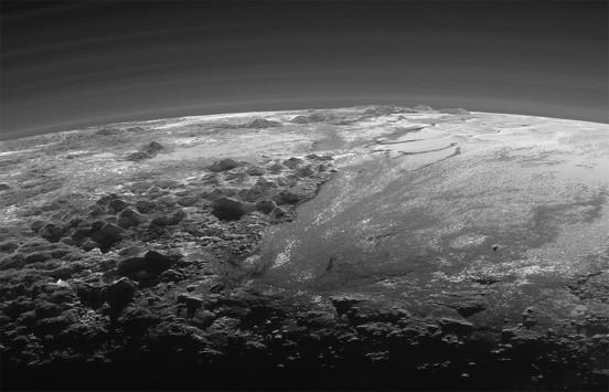Ο πλανήτης Άρης ήταν μόνο η αρχή! NASA: Συγκλονιστική ανακάλυψη στον Πλούτωνα
