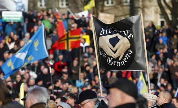 Συγκεντρώσεις ακροδεξιών σε πόλεις της Ευρώπης