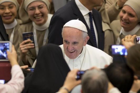 Πώς ο Πάπας έκανε έξαλλη την Άνγκελα Μέρκελ