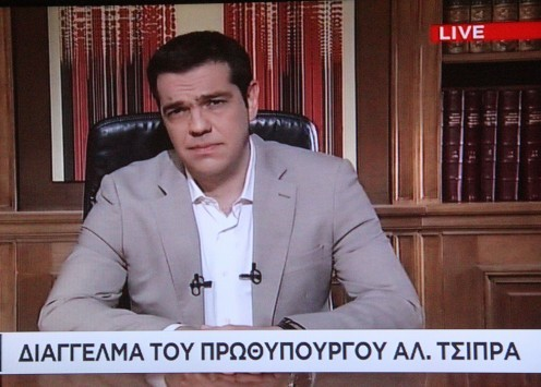 Υπουργικό συμβούλιο για να προλάβουν την κάθοδο των τρακτέρ - Σε ζωντανή σύνδεση η εισήγηση Τσίπρα