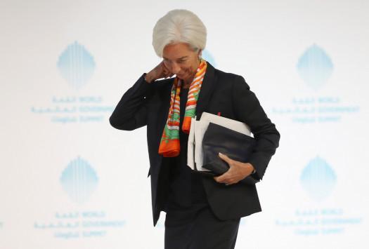 Χωρίζουν οι δρόμοι Ευρώπης - ΔΝΤ