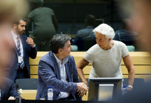 """""""Ψήνεται"""" το διαζύγιο με το ΔΝΤ"""