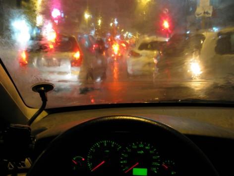 Ξάνθη:O εφιάλτης του οδηγού κράτησε όσο το φανάρι ήταν κόκκινο...