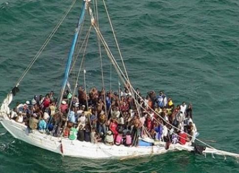 Μέχρι στιγμής 18 νεκροί .Τραγωδία με μετανάστες ανοιχτά της Λέσβου