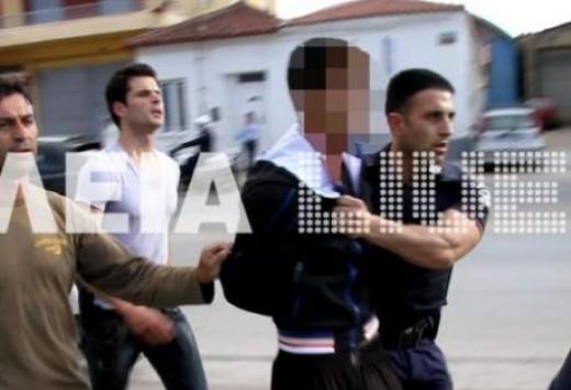 Τριπλή απόδραση κρατουμένων στην Ηλεία - Video
