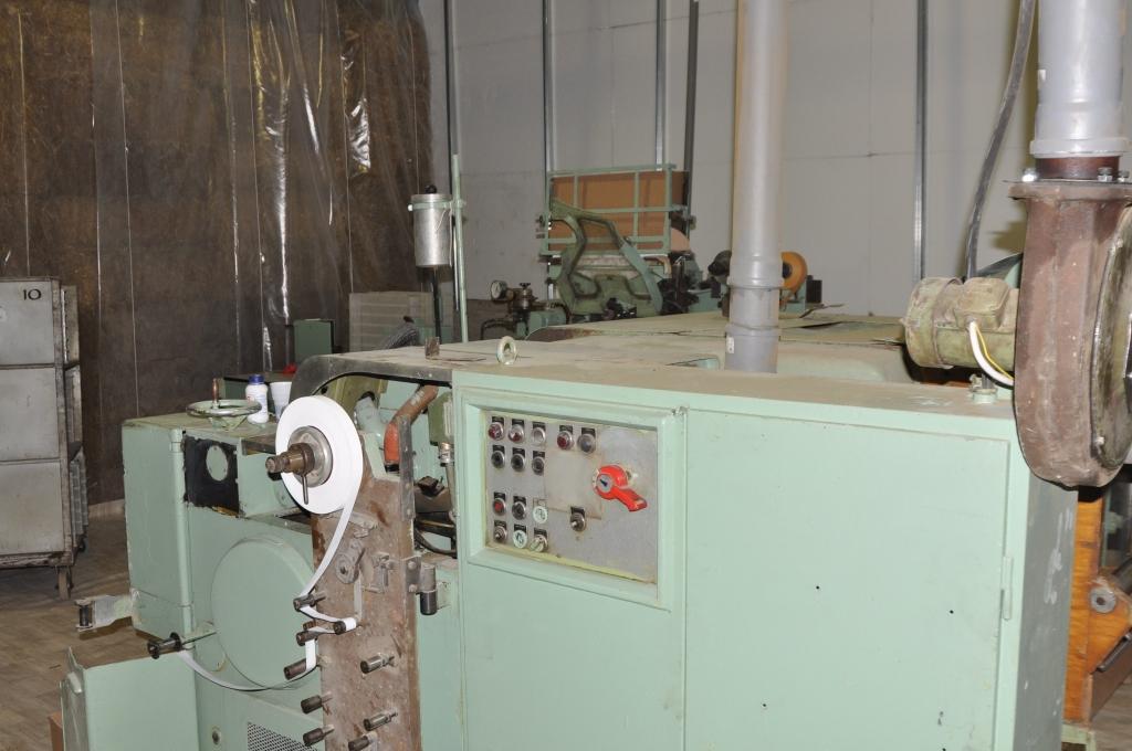 Ένα από τα μηχανήματα που υπήρχαν στο χώρο (ΦΩΤΟ ΕΛΛΗΝΙΚΗ ΑΣΤΥΝΟΜΙΑ)