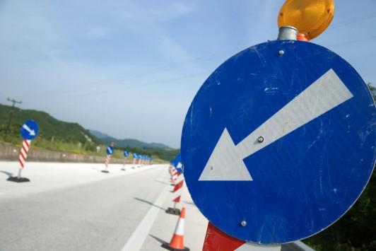 Προσωρινή διακοπή της κυκλοφορίας σε τμήμα της εθνικής οδού Πατρών – Κορίνθου