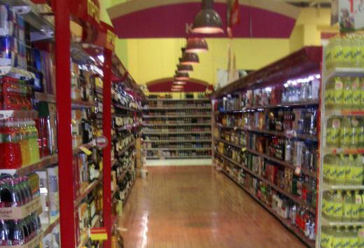 Βοιωτία: Εισβολή μανιασμένων ληστών σε σουπερμάρκετ!