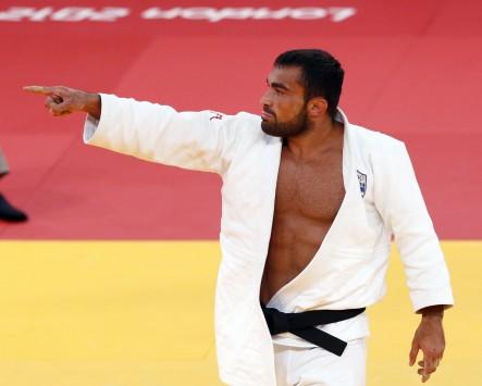 Το πρώτο ελληνικό μετάλλιο - Πήρε το χάλκινο ο Ηλιάδης