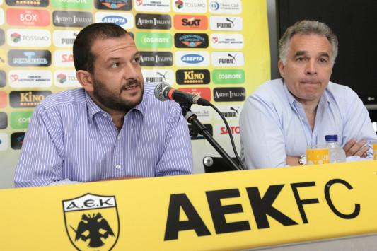 Επιβεβαίωσε την πρόταση ο Αδαμίδης: Μπορεί να αλλάξει την ιστορία της ΑΕΚ!