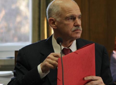 """""""Γιώργο φύγε"""" λένε 6 βουλευτές του ΠΑΣΟΚ - Άρθρο - παρέμβαση με το οποίο ζητούν διαδοχή ΠΡΙΝ τις εκλογές!"""