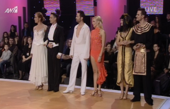 LIVE: Dancing With The Stars ΙΙΙ - Ημιτελικός