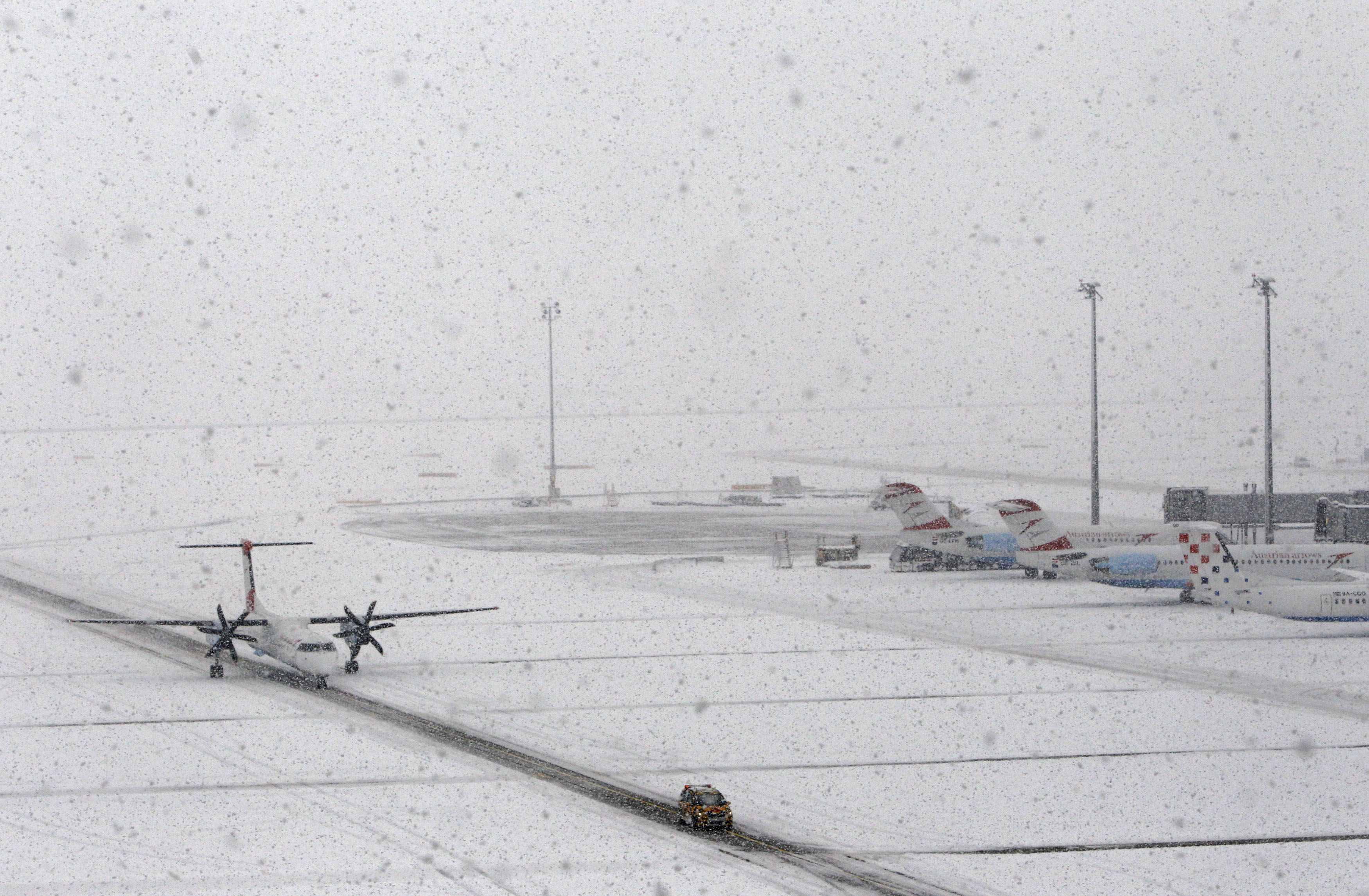 Ήταν κάποτε ένα αεροδρόμιο... στη Βιέννη - ΦΩΤΟ REUTERS
