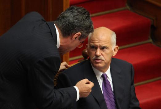 """Στα κεραμίδια και ο Λοβέρδος. """"Απόψε σε ψηφίζουμε και αύριο παραιτήσου"""""""