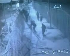 Κάμερες παρακολούθησης στο φράκτη και στη γύρω περιοχή θα δίνουν παρόμοια εικόνα στους φρουρούς