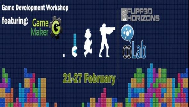 coLab Campus: The Game Maker Workshop