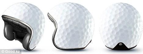 Εγώ είμαι πιο πολύ του γκόλφ...
