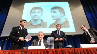 Η φωτογραφία του 27χρονου που έδωσαν στη δημοσιότητα οι αρχές