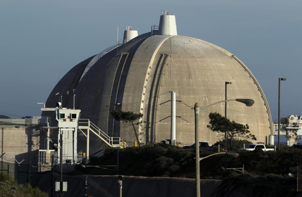 Το πυρηνικό εργοστάσιο του Σεντ Ονόφρ - ΦΩΤΟ REUTERS