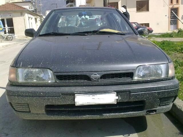 Αυτοκίνητο με το οποίο οι συλληφθέντες φέρονται να ετοίμαζαν ληστεία