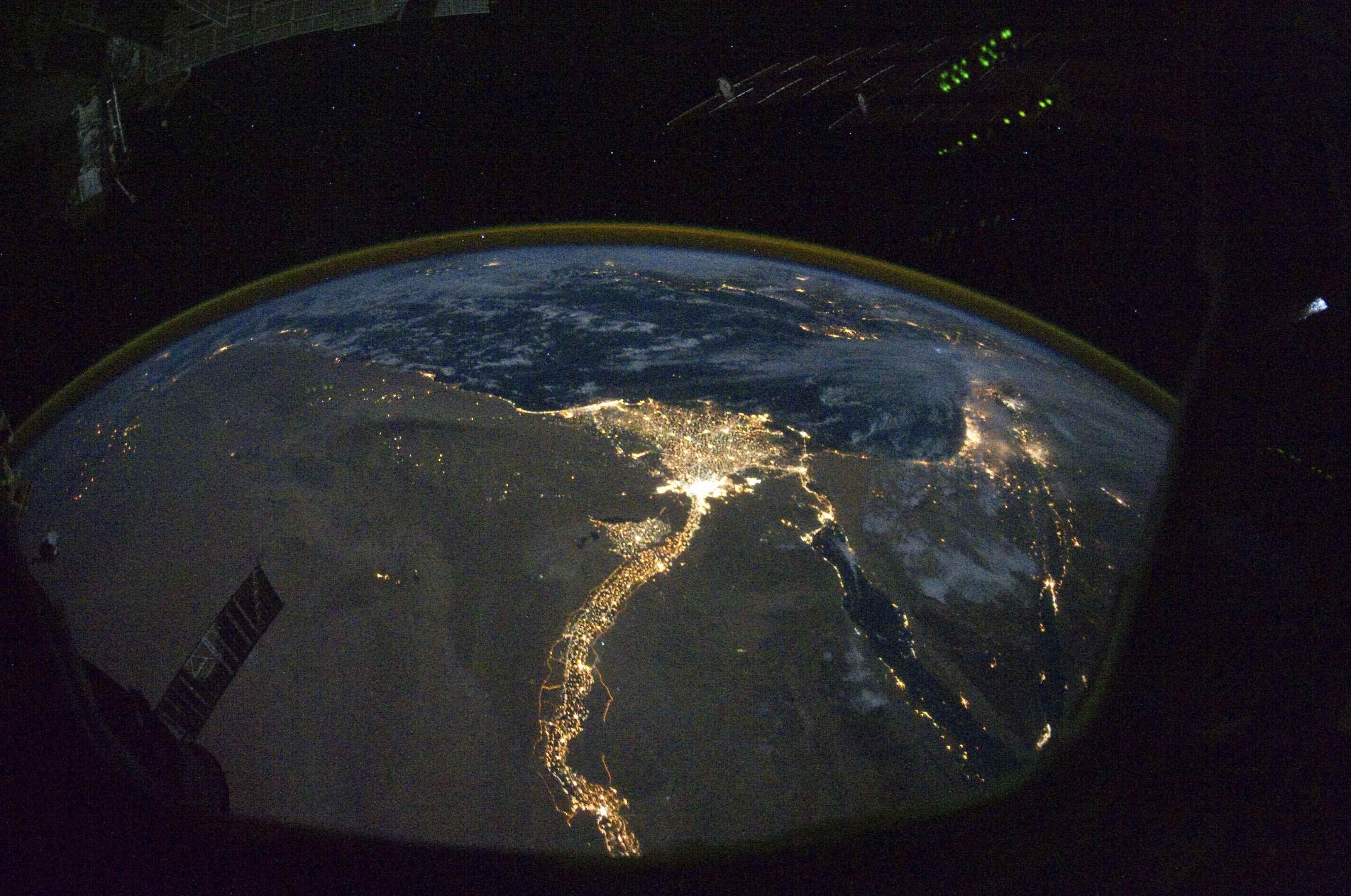 Η Αλεξάνδρεια και το Κάιρο - ΦΩΤΟ REUTERS