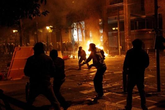 ΣΟΚ: Βρήκαν κλοπιμαία από το πλιάτσικο στα καταστήματα της Αθήνας στο 18 Άνω