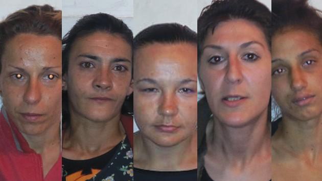 Αυτές είναι οι νέες 5 ιερόδουλες που σκορπούσαν το AIDS στις πιάτσες - Πάνω από 4.000 όσοι είχαν σεξουαλική επαφή μαζί τους