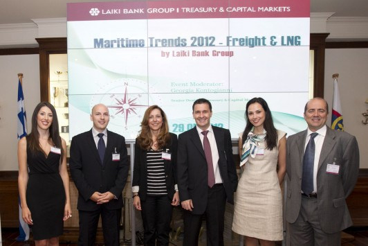 Maritime Trends 2012 – Freight & LNG