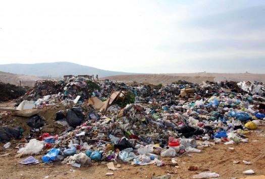 Κίνδυνος να γεμίσουμε σκουπίδια μέσα στο καλοκαίρι