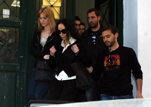 """Προκαλεί η Β. Σταμάτη: """"Ζω όπως κάθε μέση Ελληνίδα – Θα αυτοκτονήσω εάν δεν αποφυλακιστώ"""""""