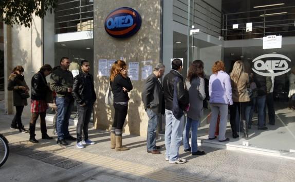 Στο 22,5% η ανεργία στην Ελλάδα τον Απρίλιο