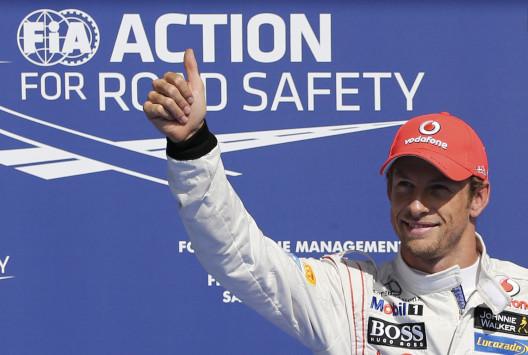 Της εκδιδομένης το κάγκελο έγινε στην πίστα του ΣΠΑ για την F1.