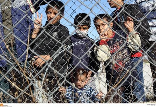 Μείωση 84% της εισόδου λαθρομεταναστών στην Ελλάδα