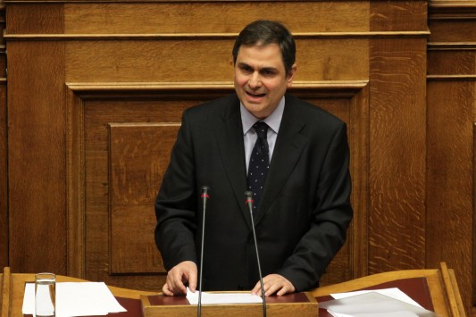 Σαχινίδης σε ΣΥΡΙΖΑ: Εσείς φταίτε για την Χρυσή Αυγή!