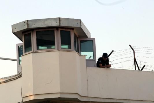Αναταραχή στις φυλακές Κορυδαλλού,