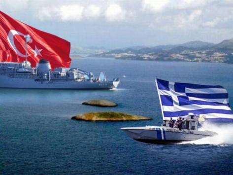 Θέμα στην τουρκική βουλή για κατοχή των Ελλήνων σε νησιά του Αιγαίου.