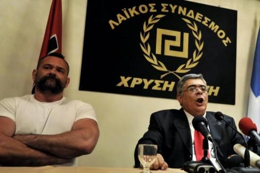 Φουντώνει ο πόλεμος μεταξύ Κυβέρνησης και Χρυσής Αυγής-Ν.Μιχαλολιάκος:Καθιστώ υπεύθυνο τον Δένδια για ό,τι συμβεί στους βουλευτές μου