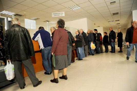 Υπουργείο Οικονομικών: Το 50% του βασικού μισθού θα παίρνουν αρχικά όσοι βγαίνουν στην σύνταξη από το 2013