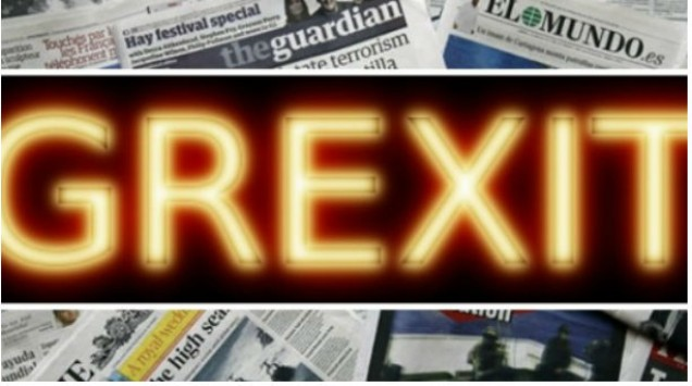 Financial Times: Η χρονιά με μια λέξη: Grexit!