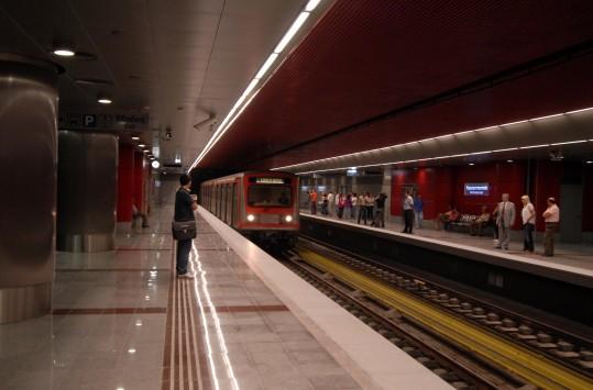 Ποιοί σταθμοί του Μετρό θα μείνουν κλειστοί σήμερα  Μ. Τετάρτη
