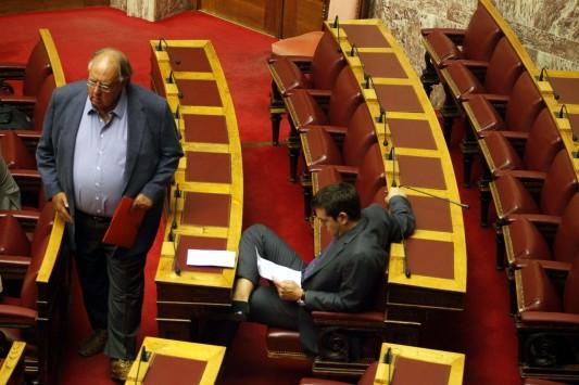 Πάγκαλος: Φυλακή στον Τσίπρα που χειροκρότησε τον ηλίθιο που είπε για τα γκουλάγκ