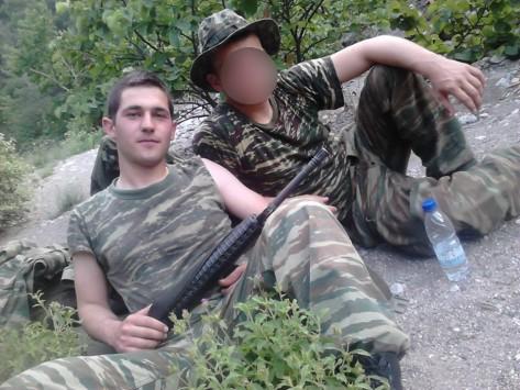 Εύβοια: Αυτός είναι ο πεζοναύτης Στάθης Κρόκος που σκοτώθηκε στον Ωρωπό