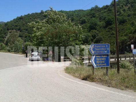 Τρελή καταδίωξη στη Ναυπακτία με τους Αλβανούς δραπέτες των φυλακών Τρικάλων
